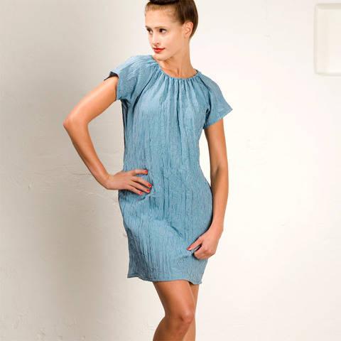 Schnittmuster und Nähanleitung Kleid Lucie bei Makerist sofort runterladen