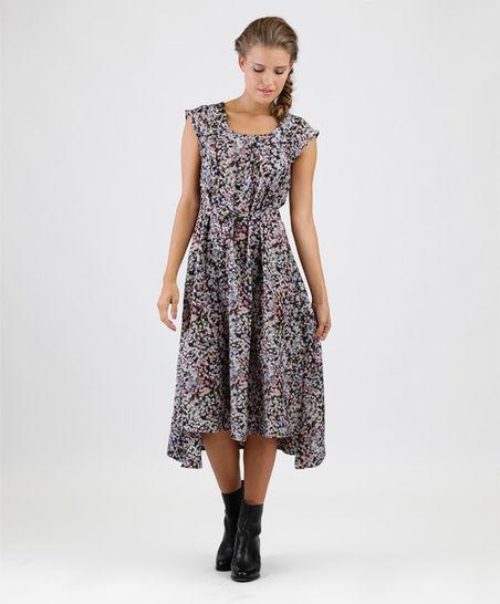Schnittmuster und Nähanleitung Kleid Luna - Nähanleitungen bei Makerist sofort runterladen