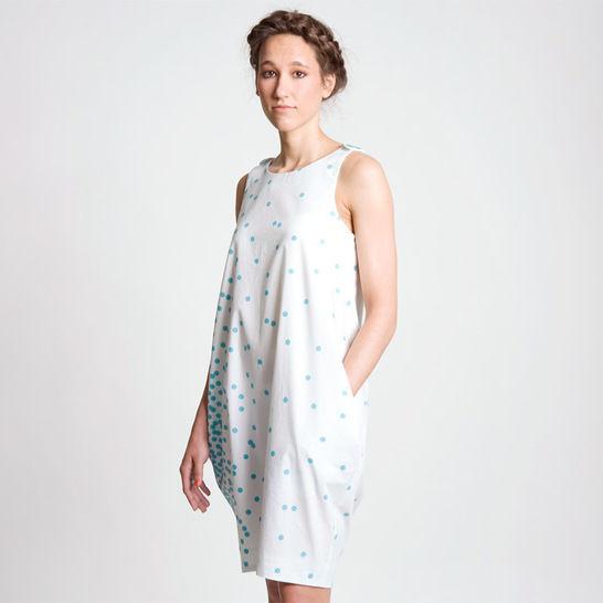 Schnittmuster und Nähanleitung Kleid Suse - Nähanleitungen bei Makerist sofort runterladen