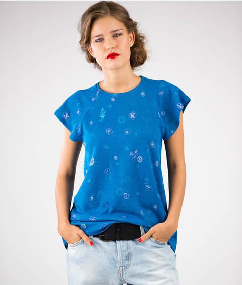 Schnittmuster und Nähanleitung Shirt und Kleid Laisa bei Makerist sofort runterladen