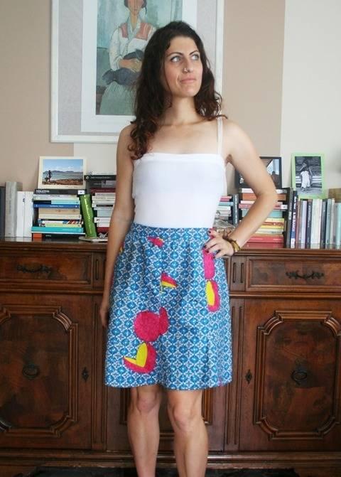 VISTA the bodysuit - PDF sewing pattern at Makerist