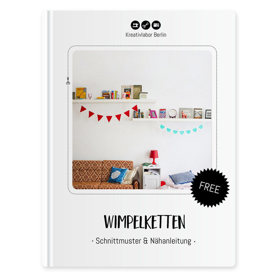 Gratis Nähanleitung und Schnittmuster im PDF - bei makerist.