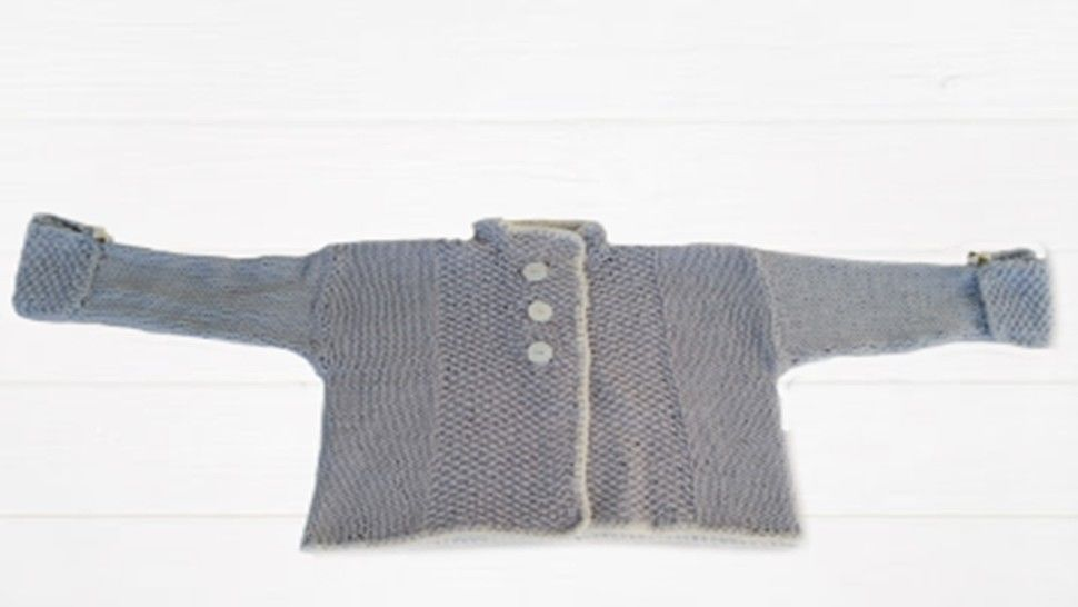 Strickanleitung Jacke 0-10 Jahre Babykollektion No.5 - Strickanleitungen bei Makerist sofort runterladen