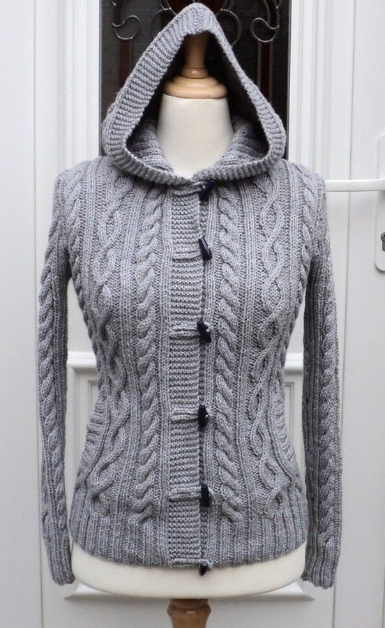 gilet tricot