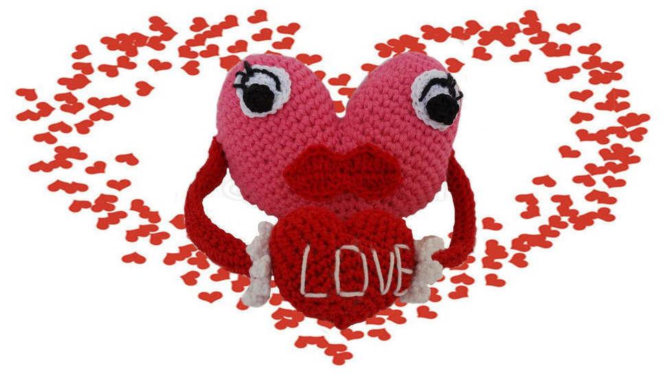 Häkelanleitung Heart to Heart No.1 - Häkelanleitungen bei Makerist sofort runterladen
