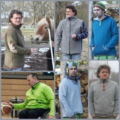 Outdoorpulli Gregor Ebook Herrenpullover bei Makerist sofort runterladen