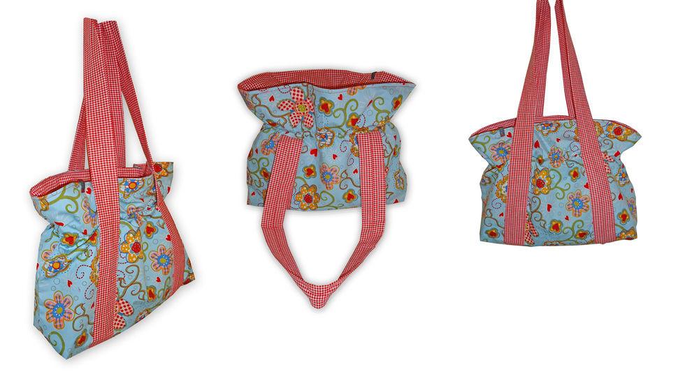 Nähanleitung Moira Citybag - Nähanleitungen bei Makerist sofort runterladen