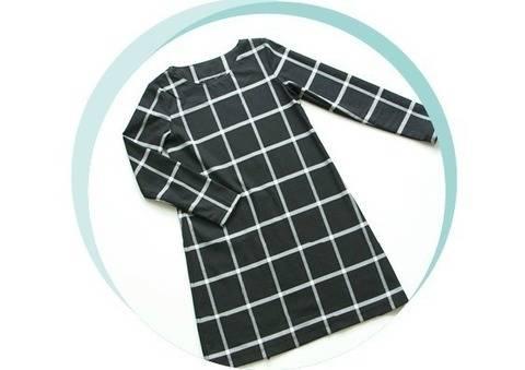 A-Linien-Kleid MISS LONDON mit Nähanleitung und Schnitt bei Makerist sofort runterladen