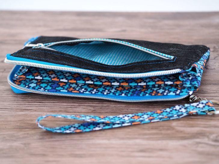 Ebook MoneyBag Geldbörse mit Reißverschluss - Nähanleitungen bei Makerist sofort runterladen