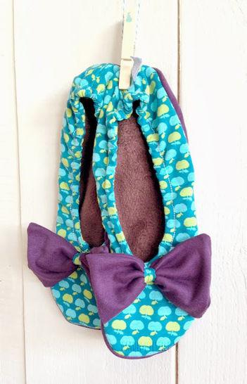SiebenMeilenSchlüffis für Damen - Nähanleitungen bei Makerist sofort runterladen