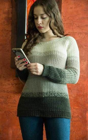 Aliyah, der Pullover mit Raglanärmeln - Strickanleitungen bei Makerist sofort runterladen