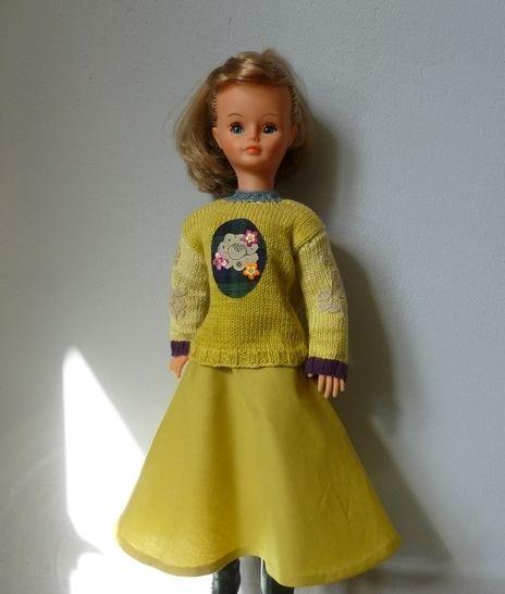 Télécharger Habits  Bella Soleil celtique - 2 pièces - couture et tricot - Patrons de couture tout de suite sur Makerist