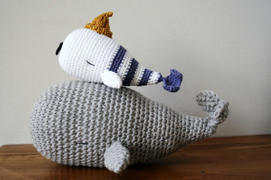 Download Moby - Detailed Pattern - Crochet Patterns immediately at Makerist
