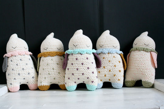 Download Smudge - Detailed Pattern - Crochet Patterns immediately at Makerist