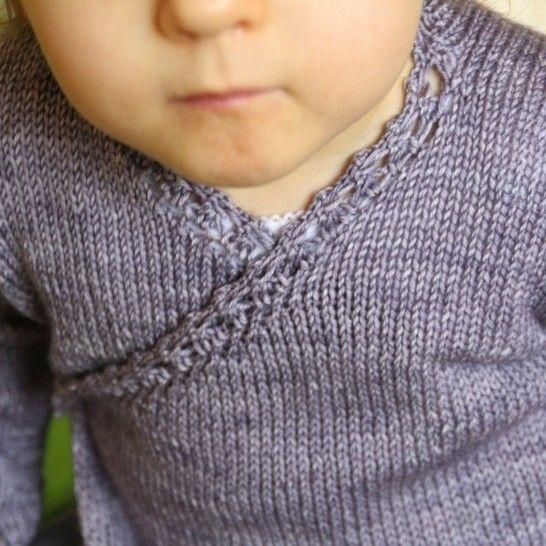 Télécharger Fleur de badiane - Cache-coeur 3m-8a - Tricot - Modèles de tricot tout de suite sur Makerist