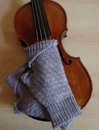 Télécharger Coralie's mitts - Mitaines S M L- Tricot - Modèles de tricot tout de suite sur Makerist