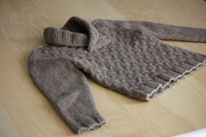 Télécharger Gaston - Pull enfant 1-12a - Tricot - Modèles de tricot tout de suite sur Makerist