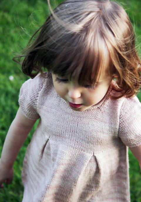 Télécharger Petite Lisette - Tunique fillette 6m-10a - Tricot tout de suite sur Makerist