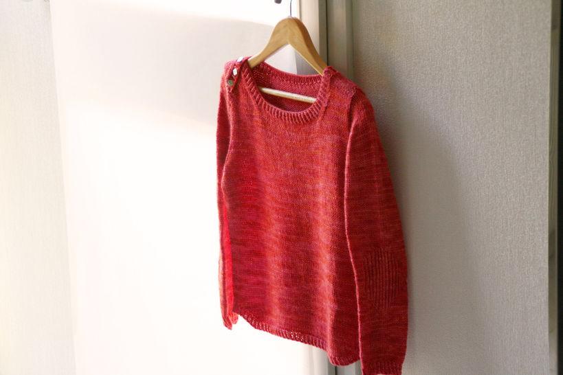 Télécharger Petit Large - Pull enfant  2-12a  - Tricot - Modèles de tricot tout de suite sur Makerist