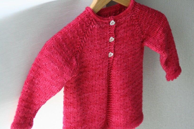 Télécharger Semis de Printemps - Cardigan bebe&enfant 1m-10a - Tricot - Modèles de tricot tout de suite sur Makerist
