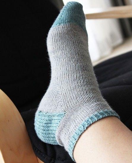 Télécharger Suzette - Chaussettes S-M-L - Tricot - Modèles de tricot tout de suite sur Makerist