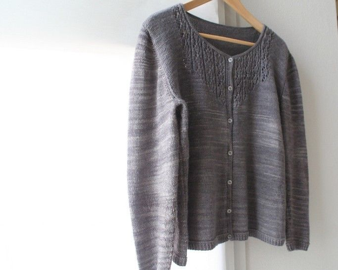 Télécharger Trellis - Pull femme XS-3XL - Tricot - Modèles de tricot tout de suite sur Makerist