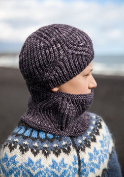 Download Vegvisir Cowl and Hat - Knitting - Knitting Patterns immediately at Makerist