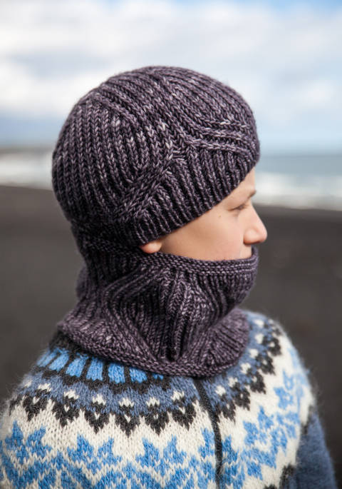 Download Vegvisir Cowl and Hat - Knitting immediately at Makerist