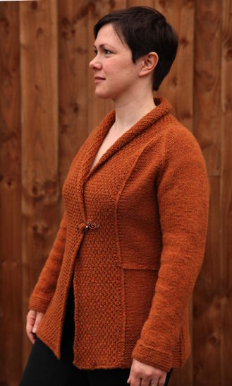 Download Crossbow Cardigan - Knitting - Knitting Patterns immediately at Makerist