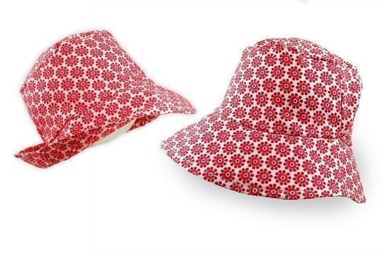 Download Summer Hat for Women and Girls - Sewing Pattern - Sewing Patterns immediately at Makerist