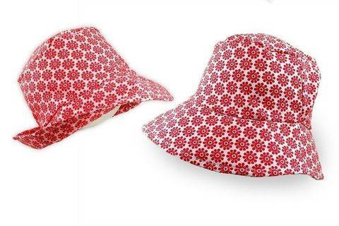 Download Summer Hat for Women and Girls - Sewing Pattern immediately at Makerist
