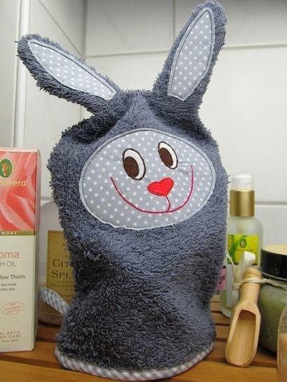 E-Book Waschlappen Hase Privatnutzung - Nähanleitungen bei Makerist sofort runterladen