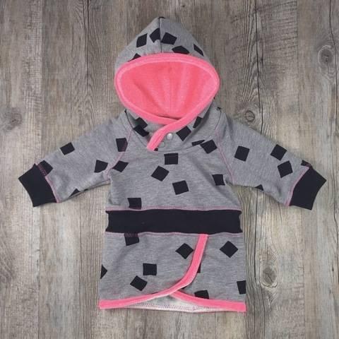 Babykleid K#4 Gr. 56-92 Nähanleitung und Schnittmuster bei Makerist sofort runterladen