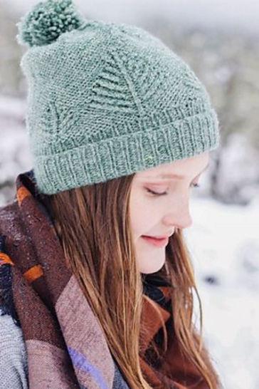 Download Treehouse Hat - Knitting  - Knitting Patterns immediately at Makerist