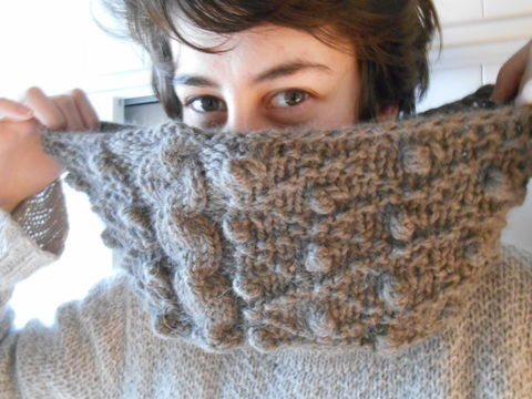 Download Kumquat Cowl - Knitting - Knitting Patterns immediately at Makerist