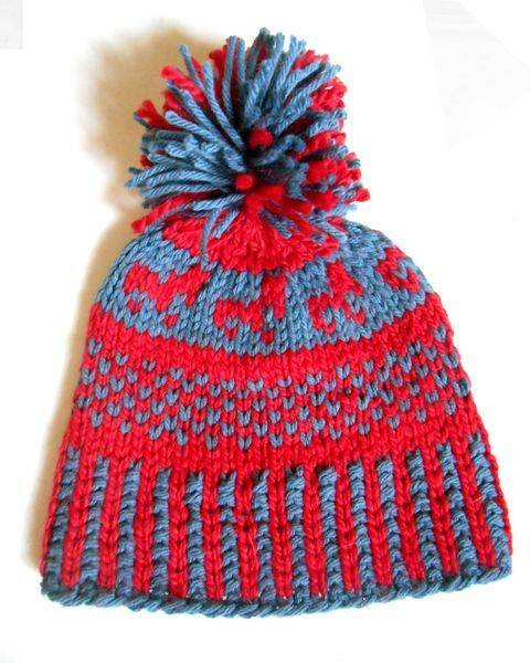 Download Pepito-Barnabe Hat - Knitting immediately at Makerist