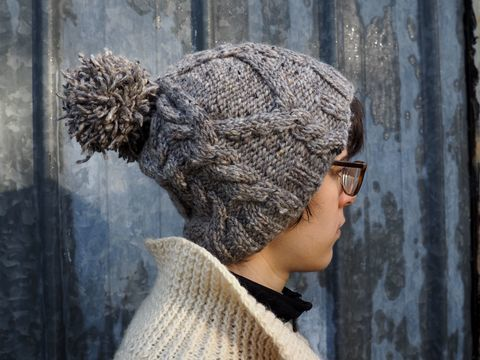 Download Soviet Hat - Knitting - Knitting Patterns immediately at Makerist