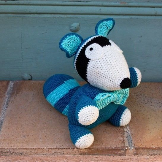 Download Maurice - Detailed Pattern - Crochet Patterns immediately at Makerist