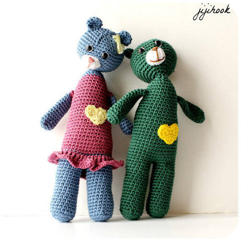 Download Teddy Bear - Crochet immediately at Makerist