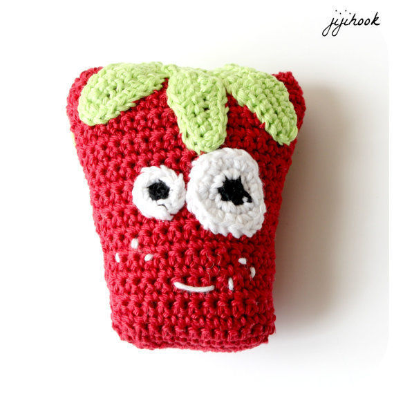 Strawberry Crochet