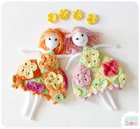 Download Granny Princess - Crochet immediately at Makerist