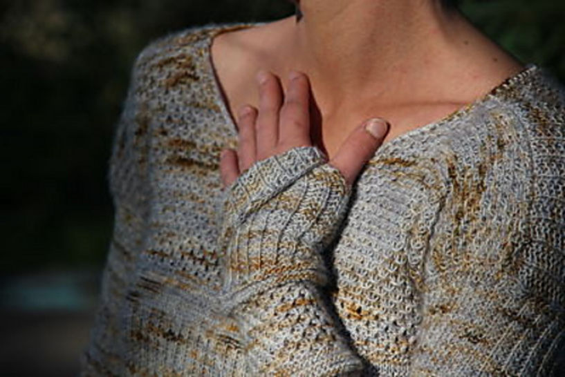 Download soft texture pullover - knitting - Knitting Patterns immediately at Makerist