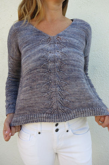 Download Disoux sweater - Knitting Patterns immediately at Makerist