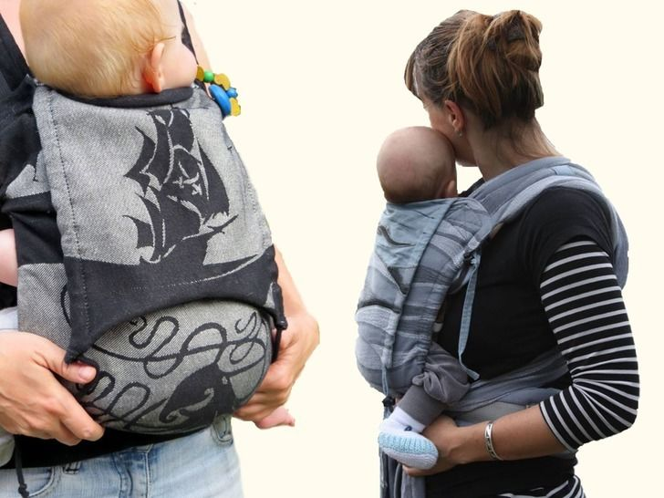 Download pdf sewing pattern Baby Carrier - AnniNanni Carry with Love - Sewing Patterns immediately at Makerist