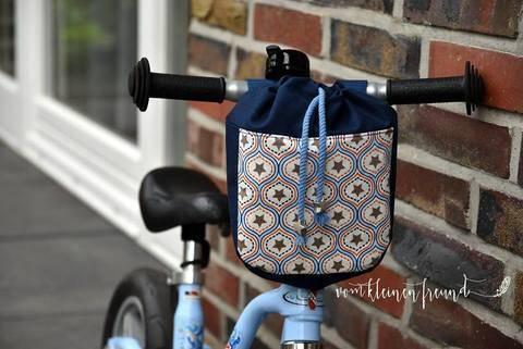 "Fahrradtasche ""drive&carry"" (Größe SMALL) bei Makerist sofort runterladen"