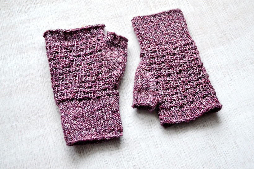 Download PINA fingerless mitts - Knitting Patterns immediately at Makerist