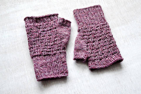 Download PINA fingerless mitts immediately at Makerist