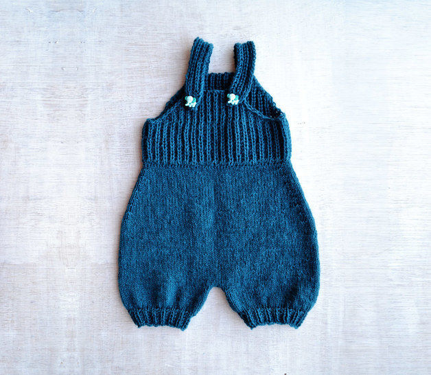 Download Josephine romper - Knitting Patterns immediately at Makerist