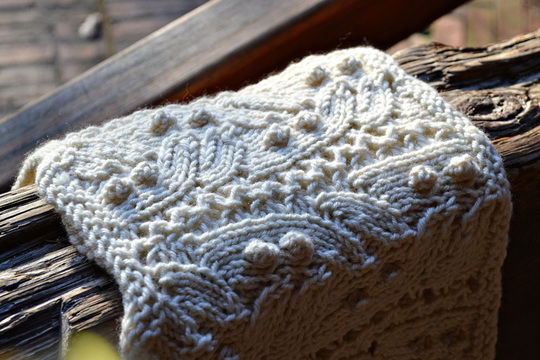 Download LINDEN cowl - Knitting Patterns immediately at Makerist