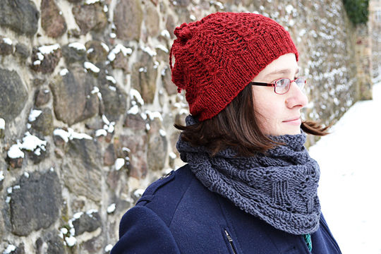 Download AULON hat - Knitting Patterns immediately at Makerist
